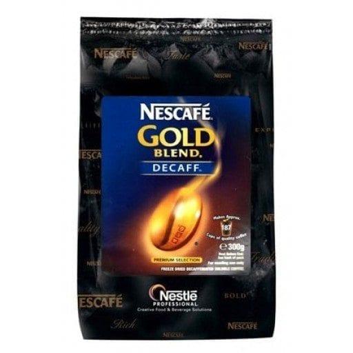 Nescafe Gold Blend Decaf 10x300g