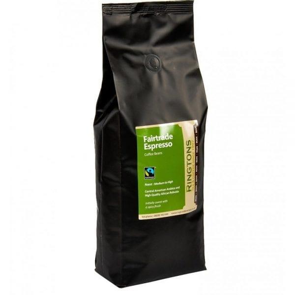 Ringtons Espresso Bean 6x1kg 420-04-135