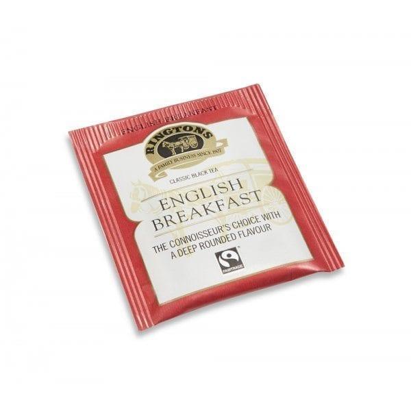 Ringtons English Breakfast String & Tag (25 Tea Bags)