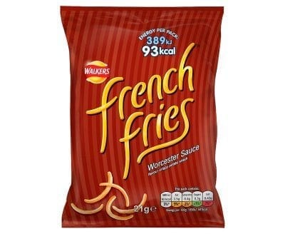 French Fries Worcester Sauce 1x32