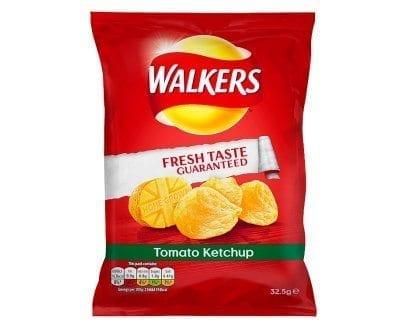 Walkers Tomato 1x32