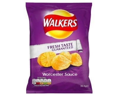 Walkers Worcester Sauce 1x32