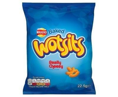 Wotsits Cheese 1x32