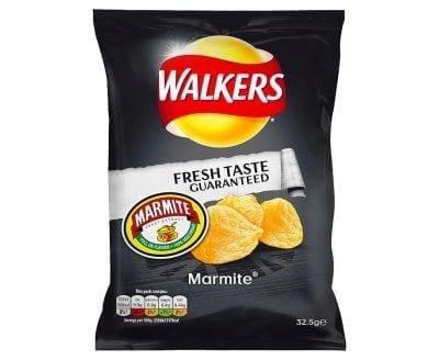 Walkers Marmite 1x32