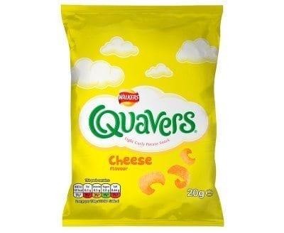 Quavers Cheese 1x32