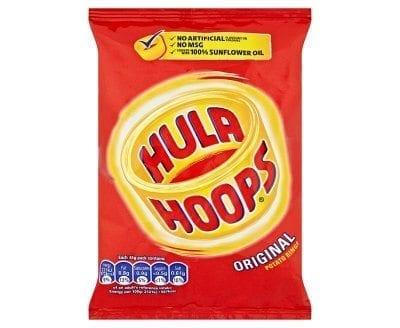 Hula-Hoops Original 1x48