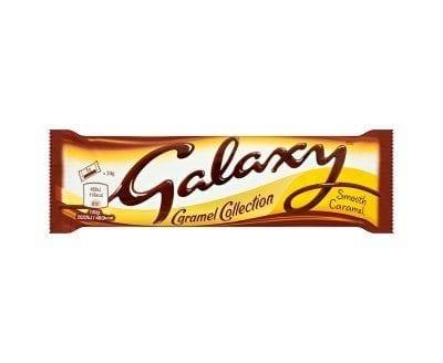 Galaxy Caramel 24x48g