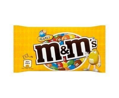 M & M Peanut 24x45g