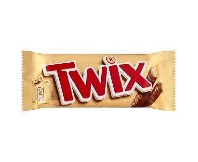Twix 25 x (2x25g)