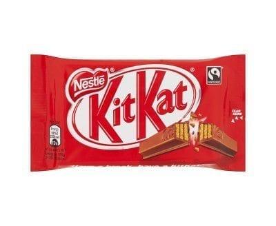 Kit Kat 4 Finger 48x41.5g (Repackaged)