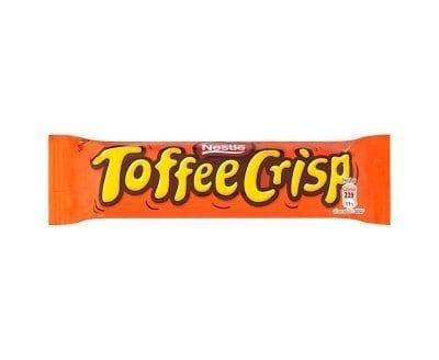 Toffee Crisp 48x38g (Repackaged)