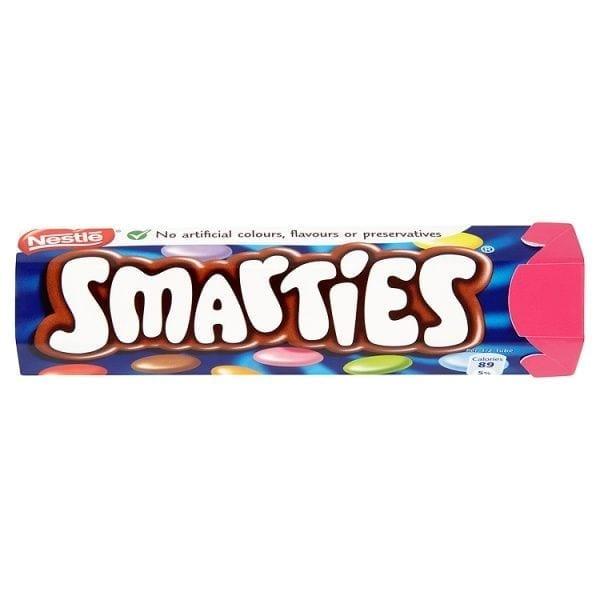 Smarties Hexatube 48x38g