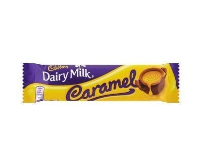 Cadburys Caramel 48x45g