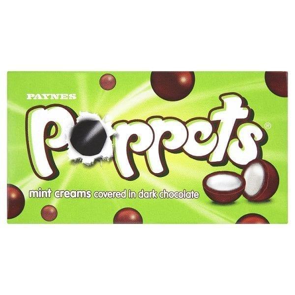 Poppets Mint  1 x 36