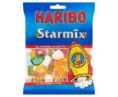 Haribo Starmix 160g 12pk