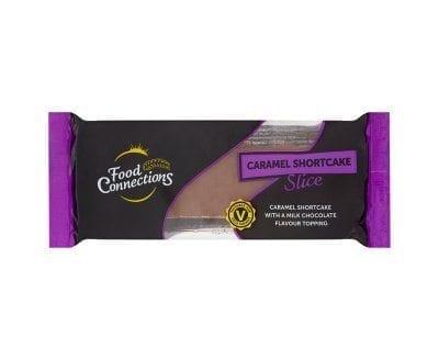 Milk Choc Caramel Shortcake 1x20