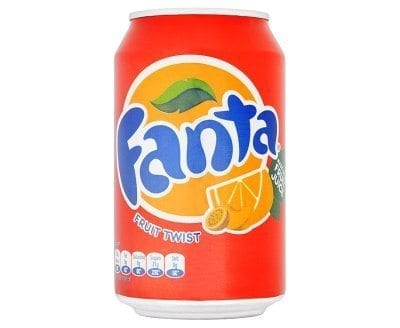 Fanta Fruit Twist GB 1x24