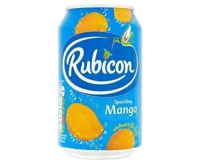 Rubicon Mango Sparkling 1x24