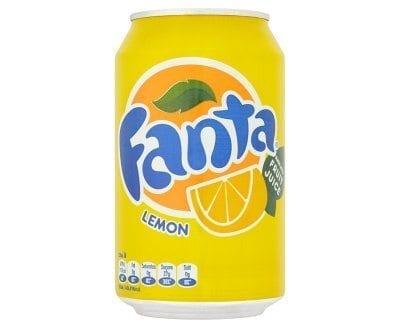 Fanta Lemon GB 1x24