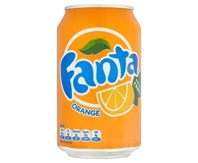 Fanta Orange GB 1x24