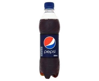 Pepsi 500ml (GB) 1x24