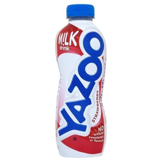 Yazoo Strawberry 10x400ml