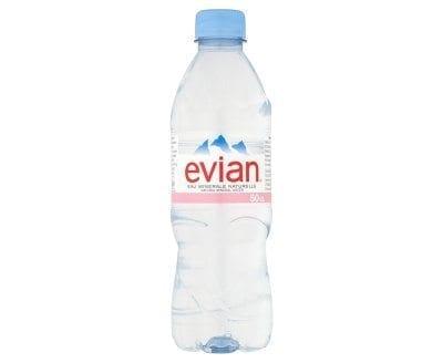 Evian Water 30x500ml