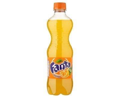 Fanta Orange 500ml GB 1x12