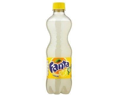 Fanta Lemon 500ml Irish 1x24