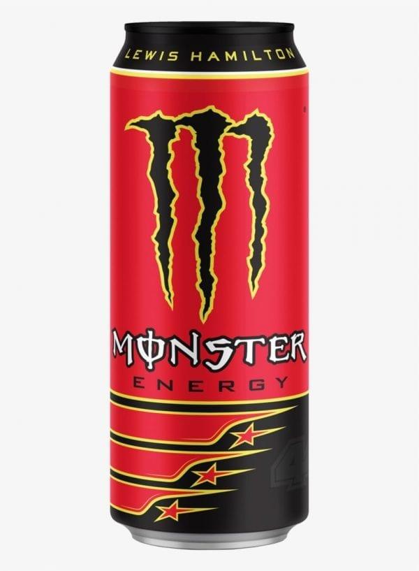 Monster Energy Lewis Hamilton 12x500ml