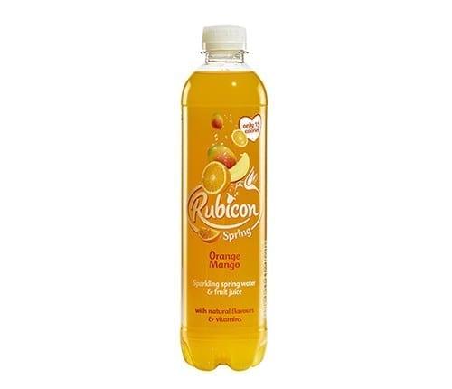 Rubicon Spring Orange & Mango 12x500ml