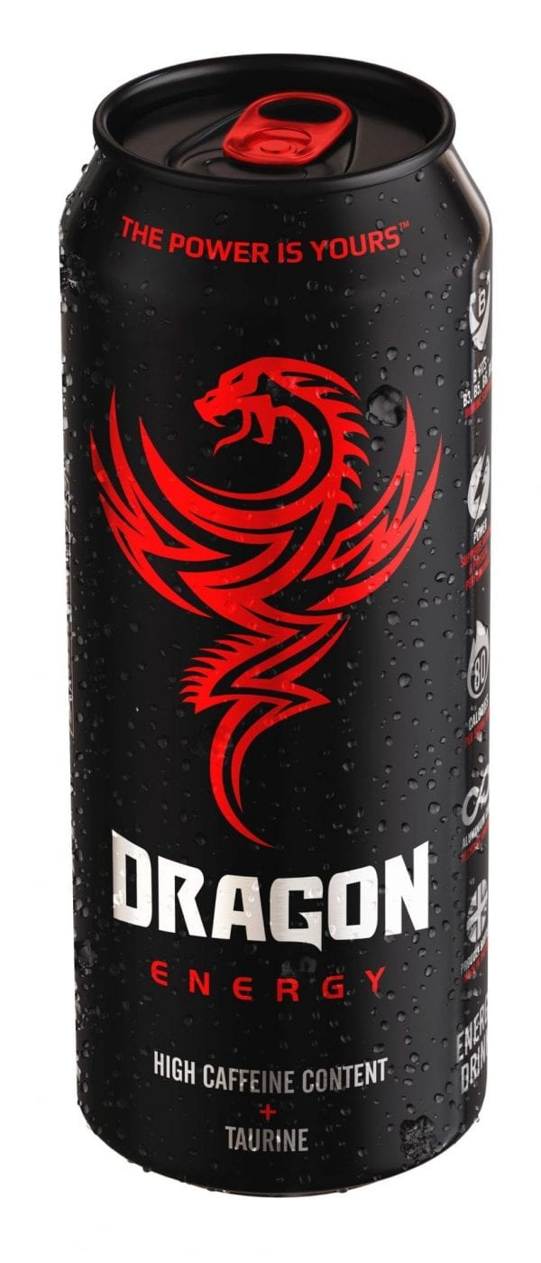 Dragon Energy Red 12x500ml