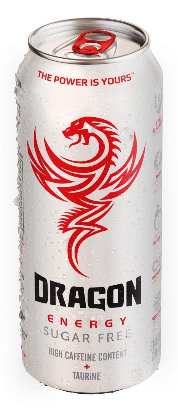 Dragon Energy Sugar Free 12x500ml