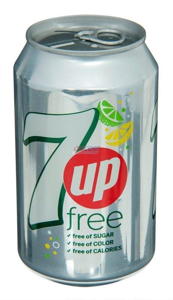 7 -UP Free GB 1x24
