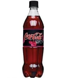 Cherry Coke Zero 500ml GB 1x12
