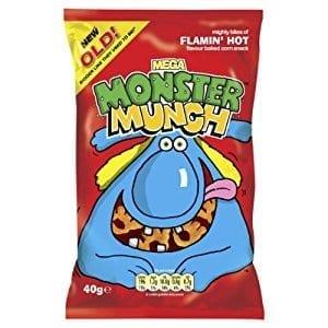 Monster Munch Flamin Hot 30x40g