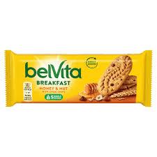 Belvita Honey Nut 20x50g