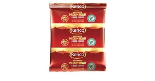 Kenco Westminster Medium Roast 60g 3 PT (4032272)