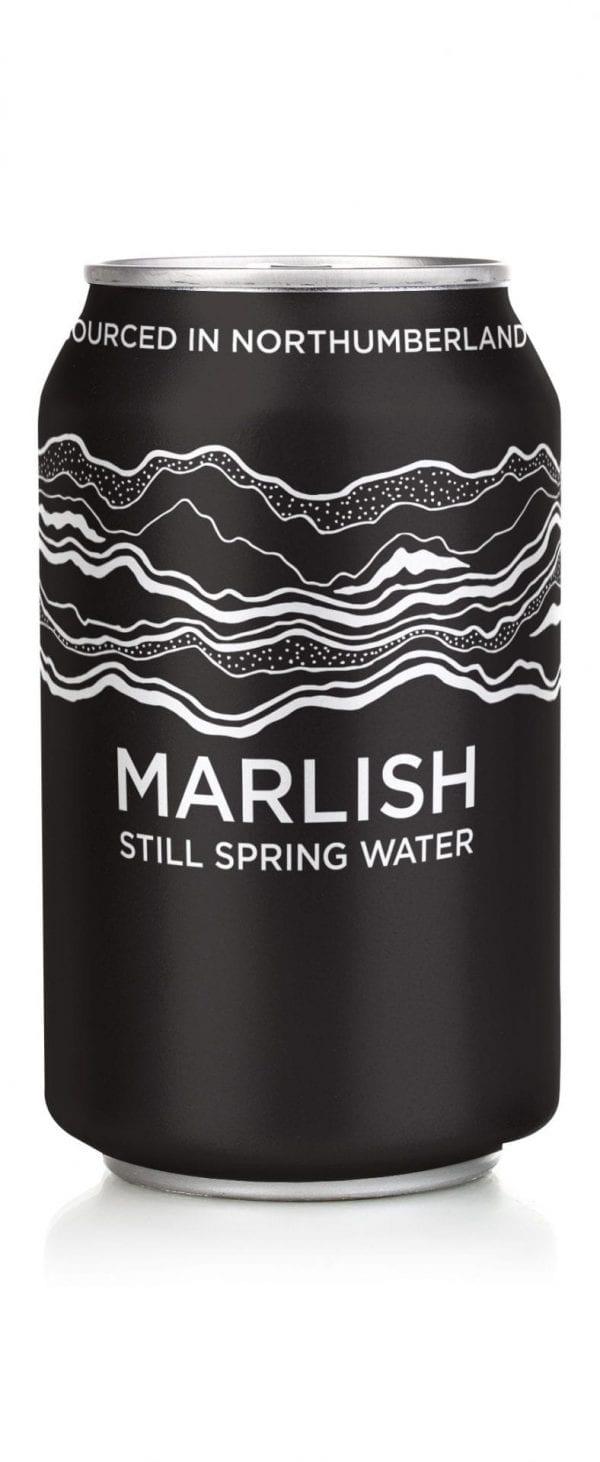Marlish Spring Water Still 24x330ml