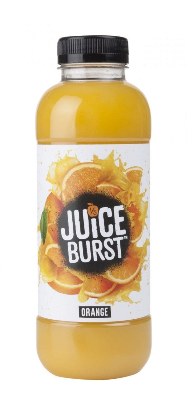 Juice Burst Orange 12x500ml