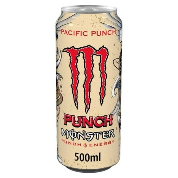 Monster Energy Pacific Punch 12x500ml