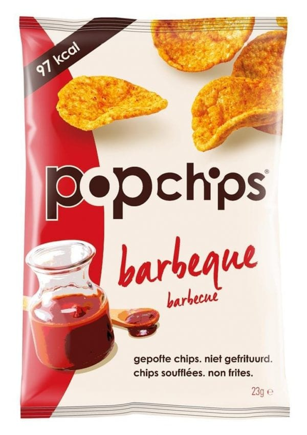 Popchips Barbeque 24x23g