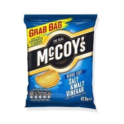McCoys Salt & Vinegar 1x36
