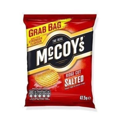 McCoys Ready Salted 1x36
