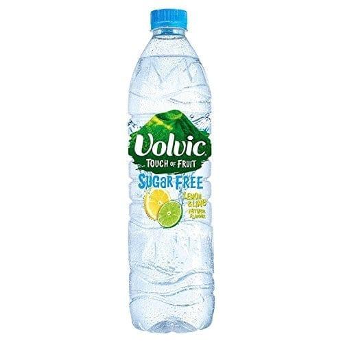 Volvic Touch of Fruit Lemon & Lime Sugar Free 12x500ml