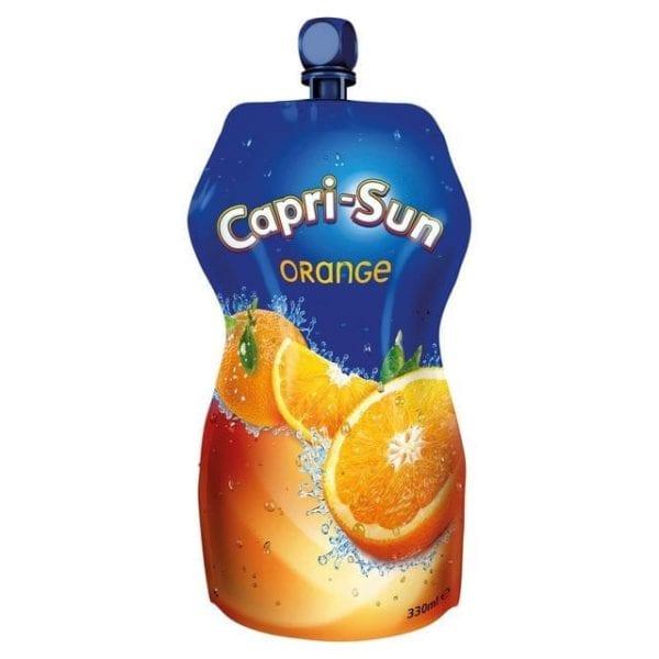 Capri Sun Orange Twist Cap 15x330ml