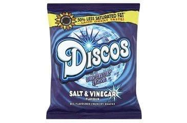 Discos Salt & Vinegar 1x24