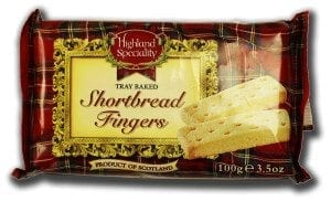Highland Special Scottish Shortbread 48x100g (Repackaged)