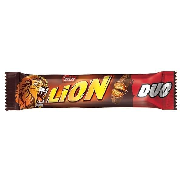 Lion Bar Duo 28x60g