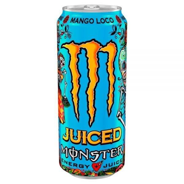 Monster Energy Mango Loco 12x500ml
